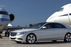 Chauffeur Driven Mercedes S Class Airport Transfers