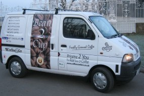 Coffee Van Wrexham