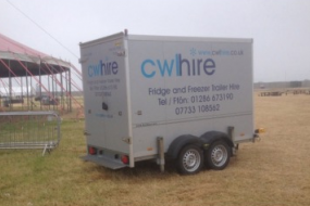Chiller and Freezer Hire Wales