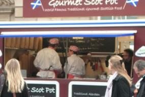 Kiosks Scotland