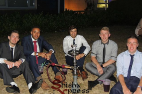 Shisha Pipe Hire UK
