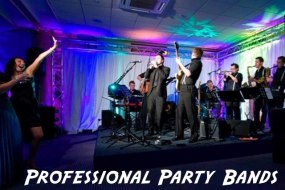 Professional Party Bands