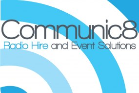 Communic8 Hire Logo