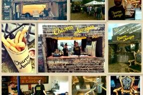 Festival Food Churros Chocolate Summer
