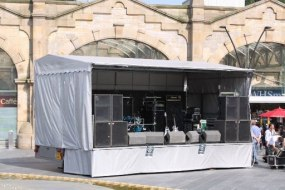 Trailerstage Hire