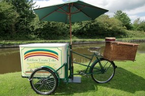 Rainbow Treats Trike