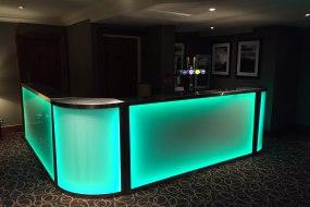 LED corner bars