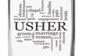 Give your Usher a memory for the day!