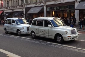 Jo Malone Promotional Event Taxis