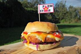 XL ParmStar Burger