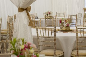 Marquee, bespoke interiors for every occassion