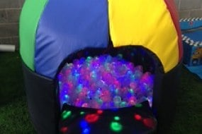 Sensory Dome, and Baby Ballpit