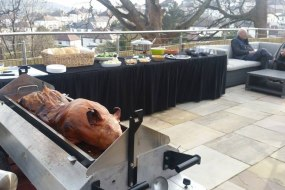 hog roast party
