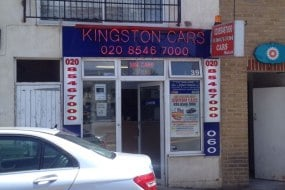 Kingston Cab