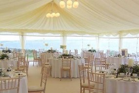Aluhall Clear Span wedding