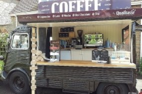 The Artisan Coffee Van