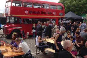 British Bus Bar