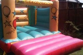 Monkey Business Bouncy Castle Hire