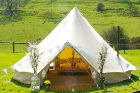 bell tent hire north east