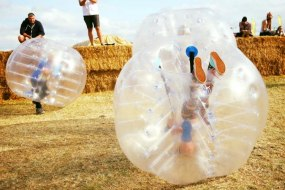 Big Bubble Football