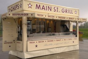 Big BBQ Hire & Manders Catering Trailers