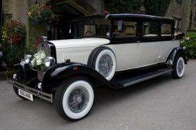 Vintage Bramwith 7 Seater Wedding Car