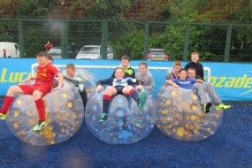 Bubble Football Scotland
