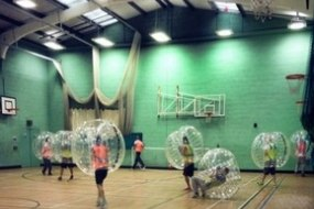 Bubble Football Worcestershire