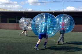 Bubble Football Yorkshire