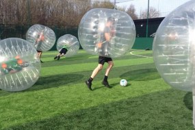 Bubble Football Yorkshire