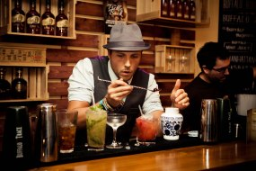 Award Winning Cocktail Mixologists