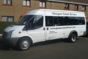 one of our minibuses for driver supplies