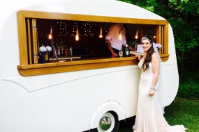 Wedding Caravan Bar