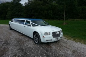 Chrysler Baby Bentley 8 seater Limousine