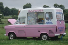 CJ Copner Ice Cream Vans