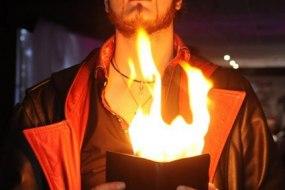 infiniti magic fire