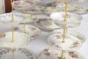 3 tiered cake stands