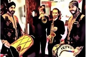 Our Brass Band Baja at Rio Grande, Bradford, Yorkshire
