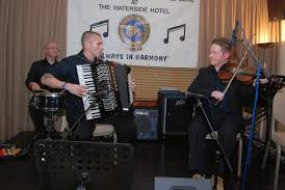 The Alan Crookston Ceilidh Band