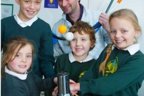 Fizz Pop Science Parties and Shows