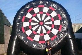 Football Darts Inflatable