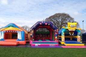 Little Gems Bouncy Castle & Wedding Hire