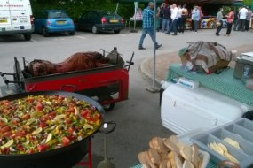 Happy Hogs Catering