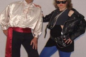 Stars of the 80s