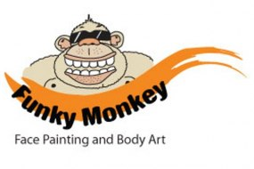 Funky Monkey Face Painting & Body Art