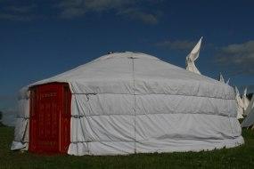 Yurt Events Ltd - Fred's Yurts