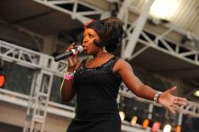 Motown Singer - Sharn Adela