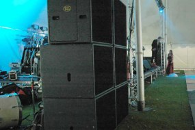 Divine Sound PA Hire (Southwest)