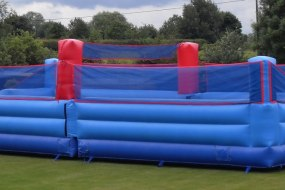 Inflatable Volleyball Hire