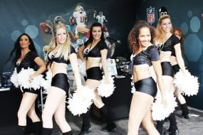 Hire Cheerleaders London